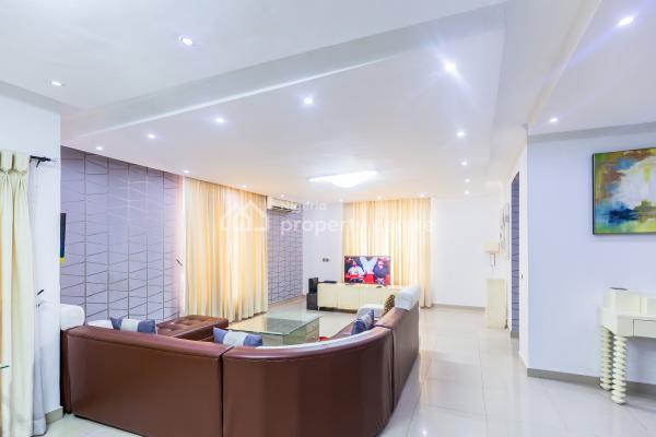 Beautiful Three Bedroom Luxury Flat, Gerrard Road,, Old Ikoyi, Ikoyi, Lagos, Flat Short Let