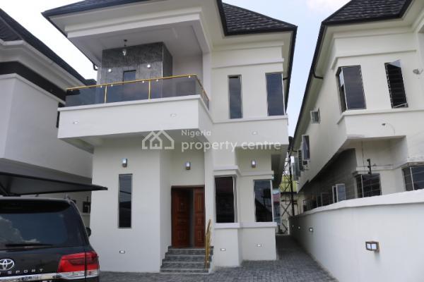 4 Bedroom Duplex, Divine Home Thomas Estate, Ajah, Lagos, Detached Duplex for Sale