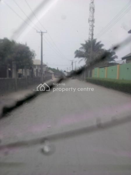 Well Position Half Plot of Land, Divine Estate Bogije, Bogije, Ibeju Lekki, Lagos, Mixed-use Land for Sale