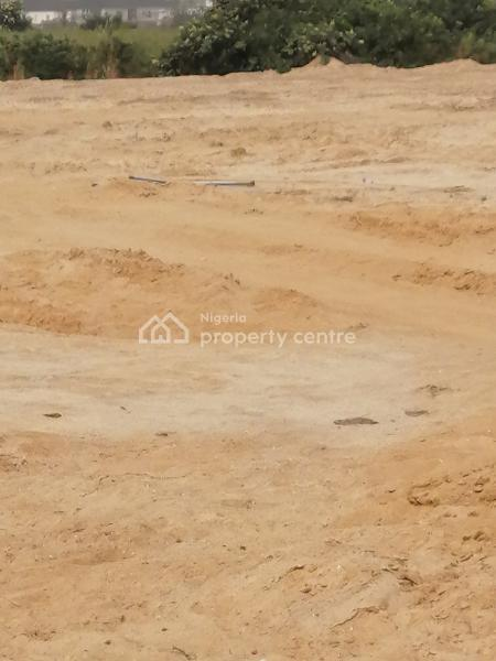 Serviced Plots in an Estate (off Plan), Directly on The Main Road After Buena Vista Estate, Lafiaji, Lekki, Lagos, Residential Land for Sale