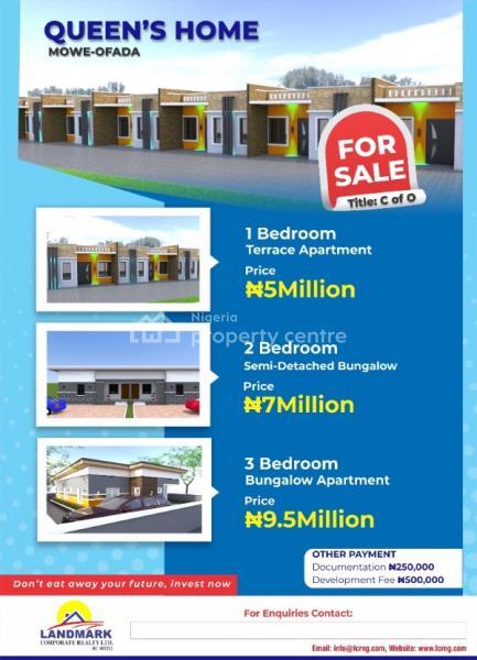 Queens Home, Mowe Ofada, Mowe Ofada, Ogun, Semi-detached Bungalow for Sale