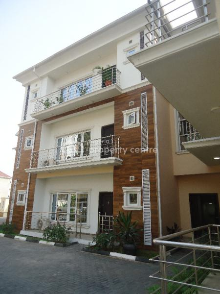 Furnished 3 Bedroom Flat with a Room Bq, Parkview, Ikoyi, Lagos, Flat for Rent
