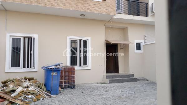 a Self-serviced 4 Bedroom Terraced with a Bq, Osapa, Lekki, Lagos, Terraced Duplex for Rent