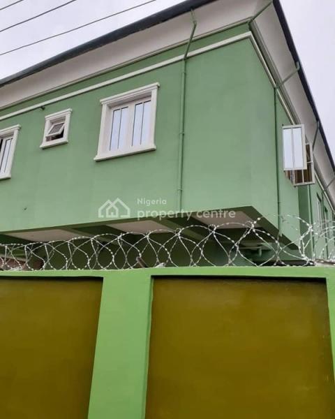 3 Bedroom Terraced Duplex, Off Oba Akran, Oba Akran, Ikeja, Lagos, Terraced Duplex for Sale