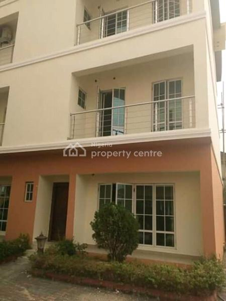 Luxury 4bedroom Duplex + Bq, Off Chevron Road, Igbo Efon, Lekki, Lagos, Terraced Duplex for Rent