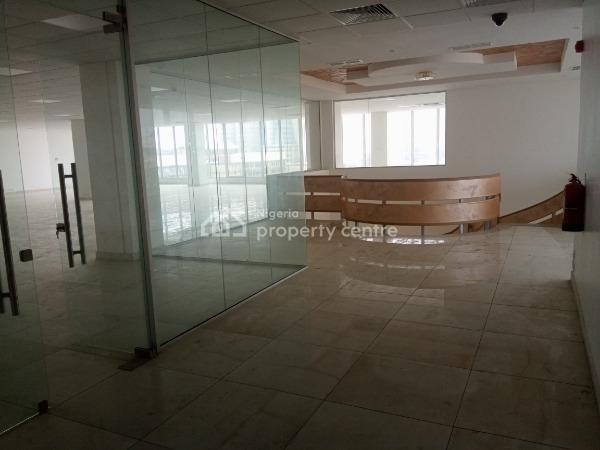 230sqm & 520sqm Brand New Grade a Fully Serviced Office Space, Victoria Island (vi), Lagos, Office Space for Rent