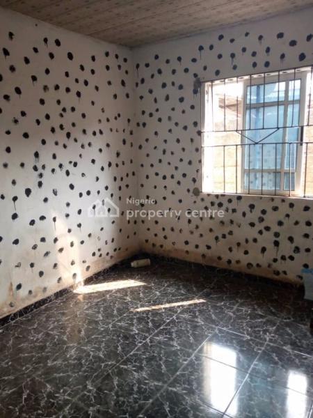Room (dazzle Self-contained) So Clean, Akinkunmi Street Off Oduduwa, Itire-ikate, Surulere, Lagos, Self Contained (single Rooms) for Rent