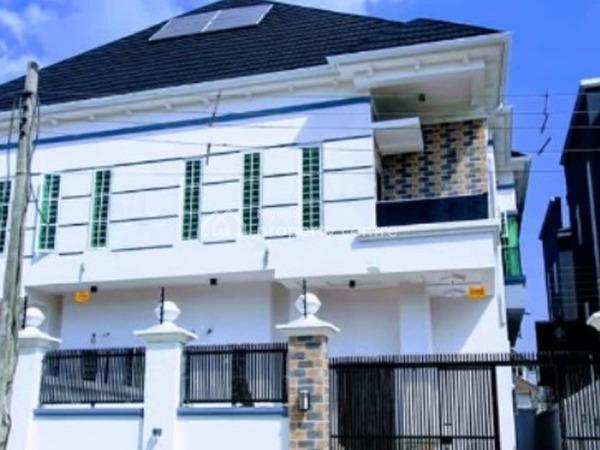 a 5 Bedroom Semi-detached Duplex, Osapa, Lekki, Lagos, Semi-detached Duplex for Sale
