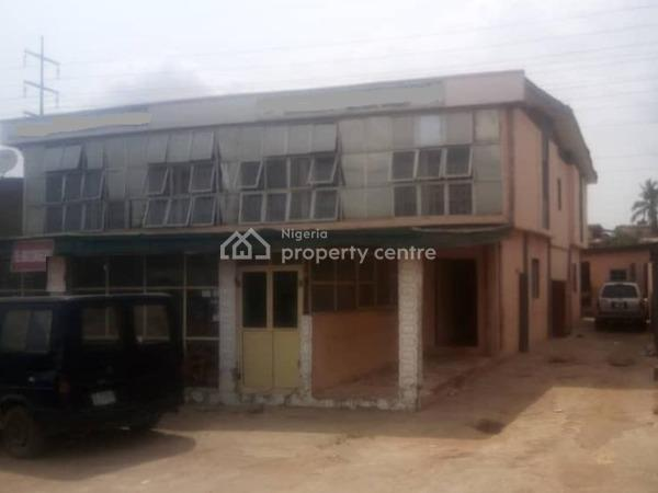 an Office Building on a Plot of Land, Iyana Ipaja, Agege, Lagos, Office Space for Sale