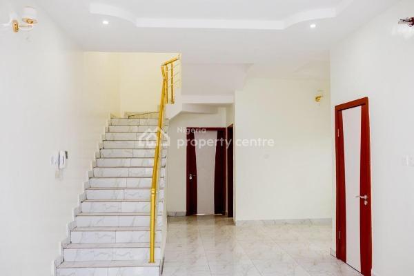 Tastefully Furnished 4 Bedroom Luxury Semi Detached Duplex with Bq, Chevron, Lekki, Lagos, Semi-detached Duplex for Sale