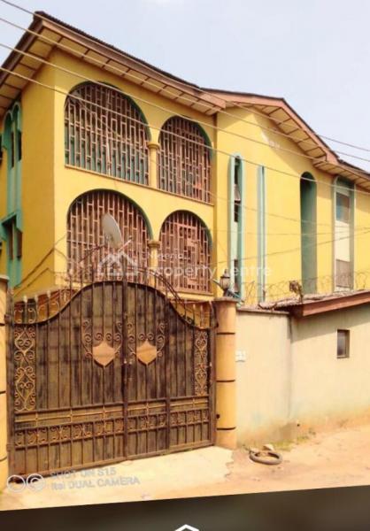 6 Units of 3 Bedroom Flat (c of O), Akiwowo Street, Akowonjo, Alimosho, Lagos, Block of Flats for Sale