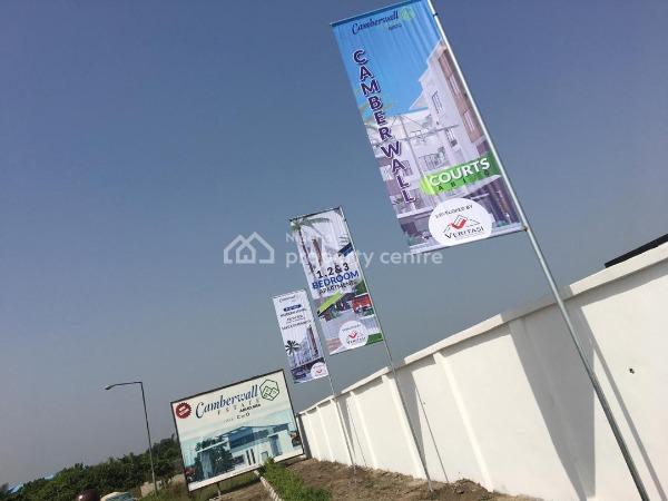 Camberwall Courts Abijo Service Plots and Apartments, Abijo G.r.a, Ajah Lagos, Sangotedo, Ajah, Lagos, Flat for Sale