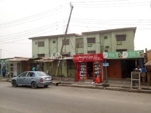 Corner Piece 6 Unit of Spacious 3 Bedroom Flat, Ori-oke, Ogudu, Lagos, House for Sale