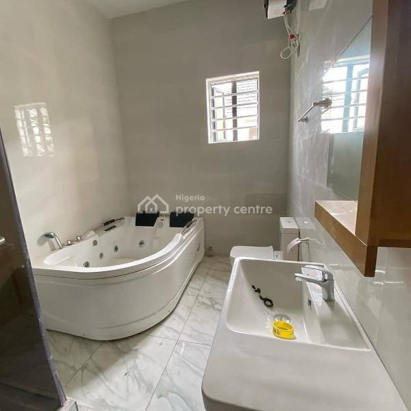 Brand New Fully Serviced 4 Bedroom Semi Detached Duplex, Ikota, Ikota, Lekki, Lagos, Semi-detached Duplex for Sale