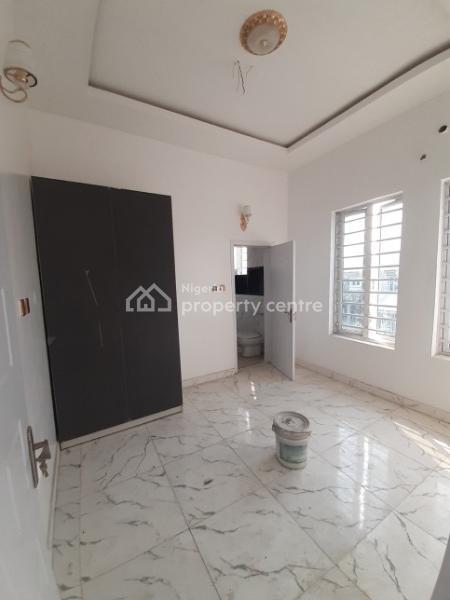 Newly Built 4 Bedroom Semi-detached Duplex, Orchid Hotel Road, Lafiaji, Lekki, Lagos, Semi-detached Duplex for Rent