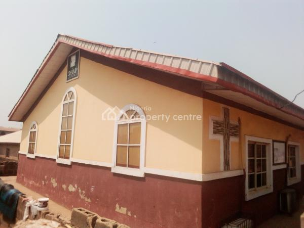 Open Space with Capacity of 200seat Suitable for Church Use, Olakunle Street Akobo, Akobo, Ibadan, Oyo, Church for Sale