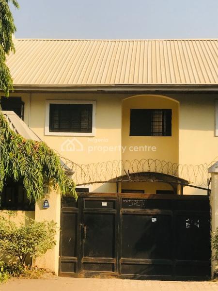 4 Bedroom Semidetached Duplex with a Room Boy's Quarter, Wuse 2, Abuja, Semi-detached Duplex for Sale