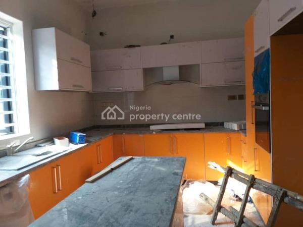 Tastefully Finished 4 Bedroom Semi Detached Duplex with Bq, 2nd Toll Gate By Chevron, Lekki, Lagos, Semi-detached Duplex for Sale