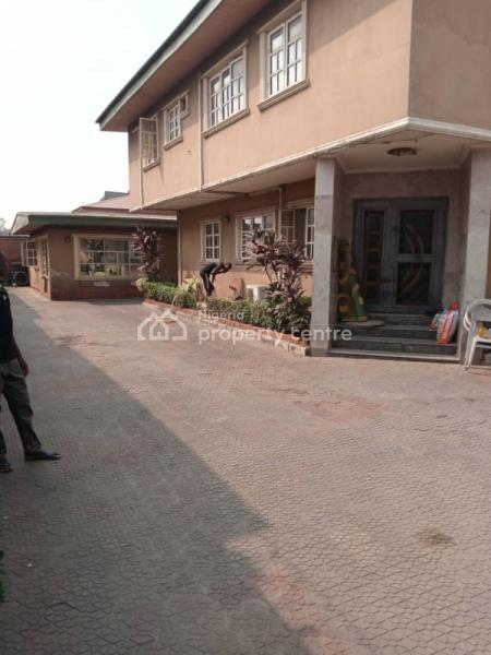 Very Nice Decent 4bedroom Fully Detached House with Boys Quarter, Gbagada Phase 2, Gbagada, Lagos, Detached Duplex for Sale