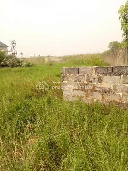 a Full Plot of Well Priced Land, First Unity Estate, Before Cooperative Estate, Badore, Ajah, Lagos, Residential Land for Sale