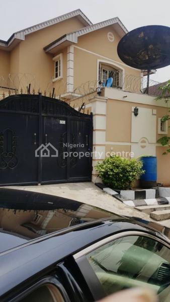 4 Bedroom Detached Duplex, Shangisha, Magodo, Lagos, Detached Duplex for Sale