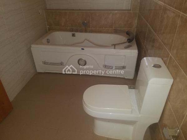 Prestige 4 Bedroom Duplex with a Bq, Close to Legislative Quarters, Apo, Abuja, Semi-detached Duplex for Rent