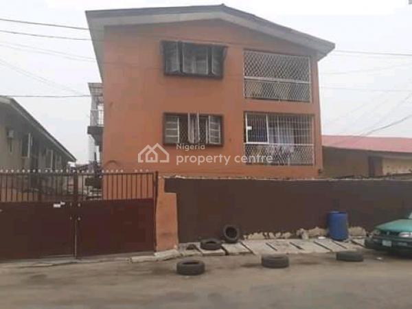 Executive 6 Unit of 3bedroom, Sabo, Yaba, Lagos, Block of Flats for Sale
