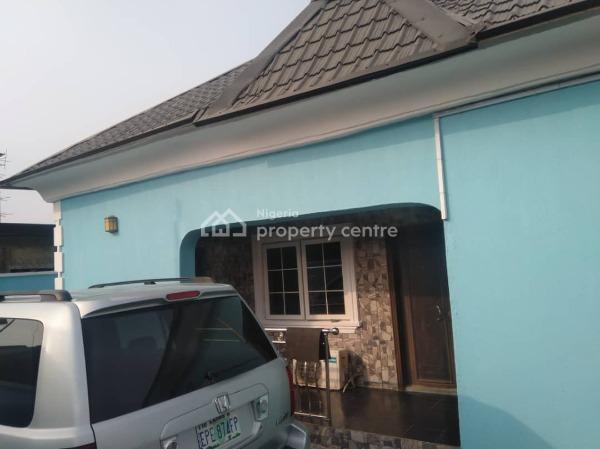 3 Bedroom Bungalow, Eputu, Sangotedo, Ajah, Lagos, Detached Bungalow for Rent