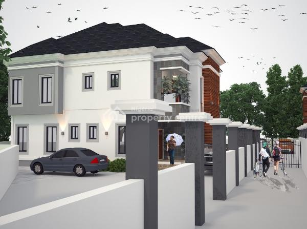 Newly and Uniquely Built Duplex, Shangisha Phase 2, Gra, Magodo, Lagos, Detached Duplex for Sale