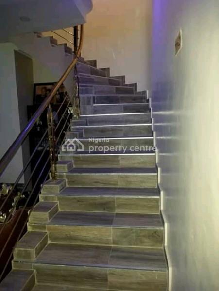 Standard 5bedroom Duplex with Bq, Amuwo Odofin, Isolo, Lagos, Detached Duplex for Sale