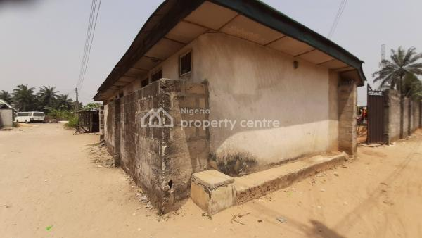 Well Located 5 Units of 1 Bedroom Flat, Block 6 Road 1, Off Sandfill Road, Alesa, Eleme, Rivers, Block of Flats for Sale