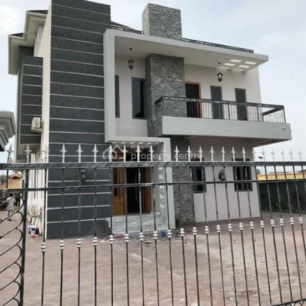 Newy Build 4 Bedroom Detached Duplex, Off Emmauel Keshi, Gra, Magodo, Lagos, Semi-detached Duplex for Sale