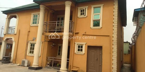 Nice Executive 2 Unit of 2 Bedroom, Off Capitol Road, Agege By Guinness, Mangoro, Ikeja, Lagos, Block of Flats for Sale