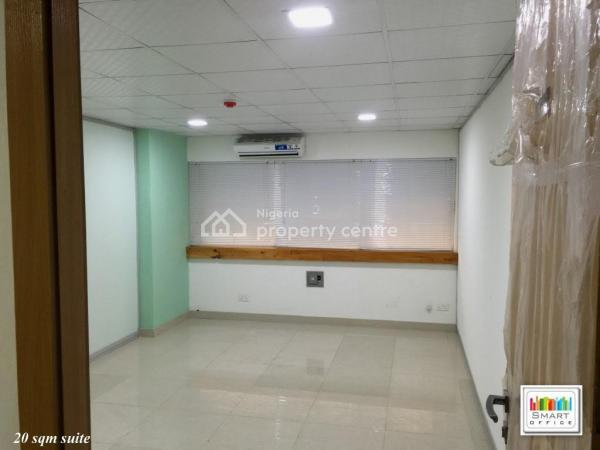 20 Sqm Office Available, Onike, Yaba, Lagos, Office Space for Sale