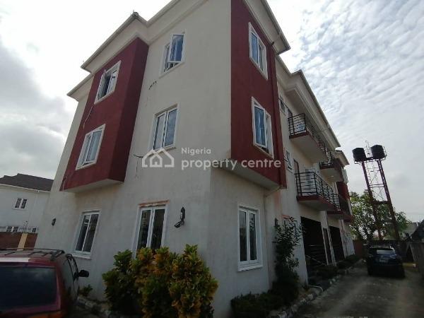 Luxury 3 Bedroom Apartment with Excellent Space, Ocean Palm Estate, Ogidan, Sangotedo, Ajah, Lagos, Mini Flat for Rent