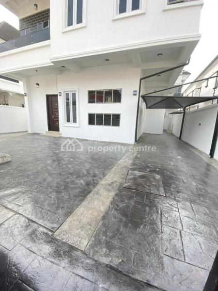Newly Built 5 Bedroom Fully Detached Duplex, Osapa, Lekki, Lagos, Detached Duplex for Sale