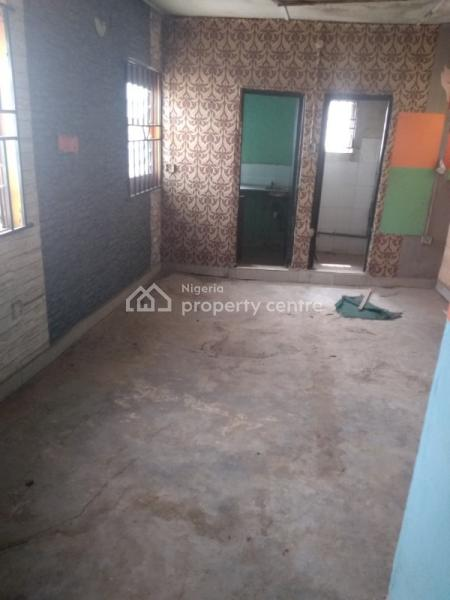 a Spacious Room Self Contain, Alhaji Arole Street, Ori-oke, Ogudu, Lagos, Self Contained (single Rooms) for Rent