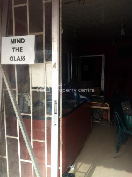 Ground Floor Space, Opebi Road, Opebi, Ikeja, Lagos, Shop for Rent