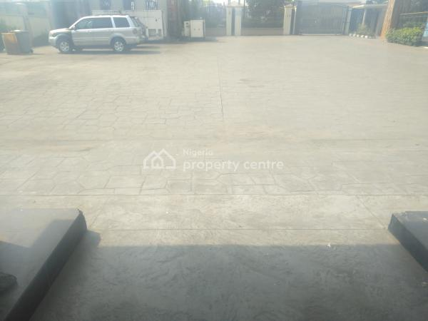 Approximately 200sqm, Directly on Bank Anthony Way, Ikeja, Lagos, Office Space for Rent