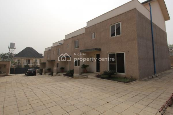 Luxury, 4 Bedroom Terrace, with an Excellent View and Great Ambience, Off Lake Chad, Maitama, Maitama District, Abuja, Terraced Duplex for Rent