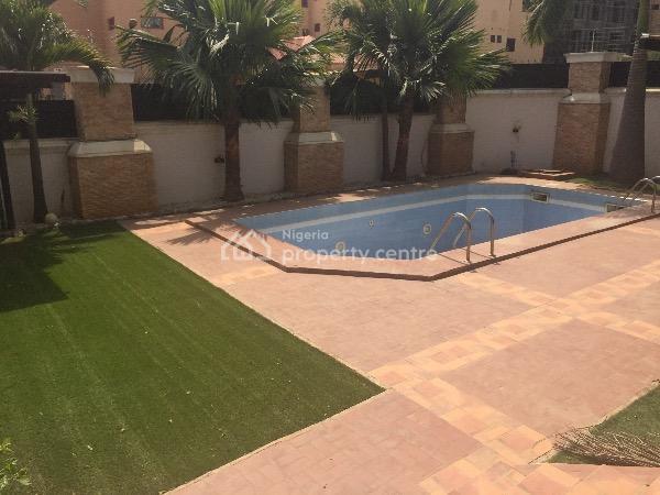 Luxury 6bedroom Duplex, Off Adetokunbo Ademola Crescent, Wuse 2, Abuja, House for Rent