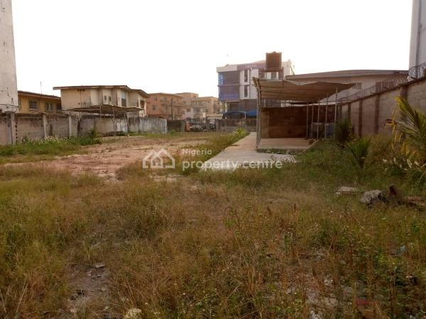 1,500 Sqm Commercial Land Available Suitable for Church, Carlot,, Oba Akran Express Road, Ikeja, Lagos, Commercial Land for Rent