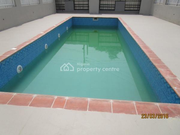Luxury 3 Bedroom Terraced Duplex with Excellent Facilities, Orchid Road, Lafiaji, Lekki, Lagos, Terraced Duplex for Rent