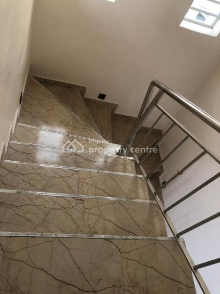 Luxuriously Finished 5 Bedroom Fully Detached Duplex with Bq, Osapa London, Osapa, Lekki, Lagos, Detached Duplex for Sale