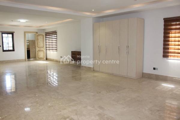 Luxuriously Marble Floor 4 Bedroom Detached with Bq, 2 Room Penthouse, Banana Island Estate, Banana Island, Ikoyi, Lagos, Detached Duplex for Sale