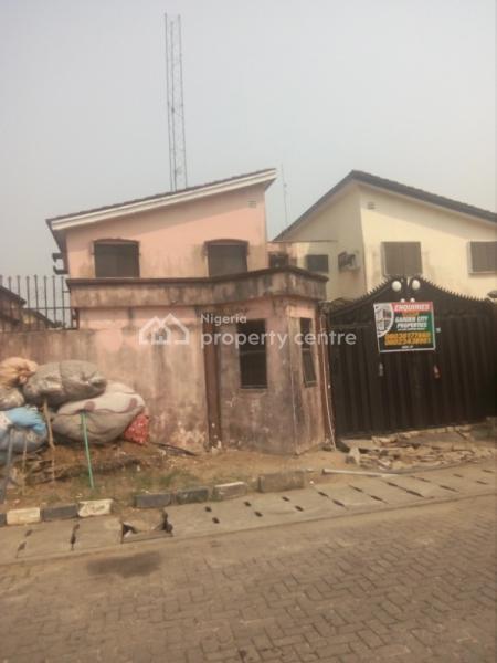 4 Bedroom Semi-detached, Vgc, Lekki, Lagos, Detached Duplex for Sale