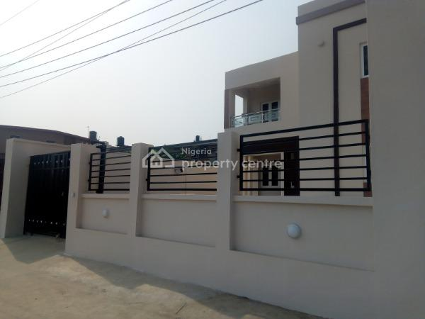 an Exotic Fully Serviced and Partly Furnished  3 Bedroom Terrace& Bq, Awuse Estate, Off Salvation Road , Opebi, Opebi, Ikeja, Lagos, Terraced Duplex for Rent