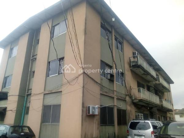 a Block of 7 Units of 3 Bedroom Flats Sitting on 1,061.154sqm Land, Aguda, Surulere, Lagos, Block of Flats for Sale