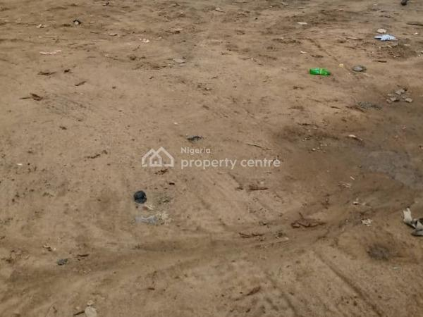 a 910sqm Land with a Demolishable Structure, Amuwo Odofin, Isolo, Lagos, Residential Land for Sale