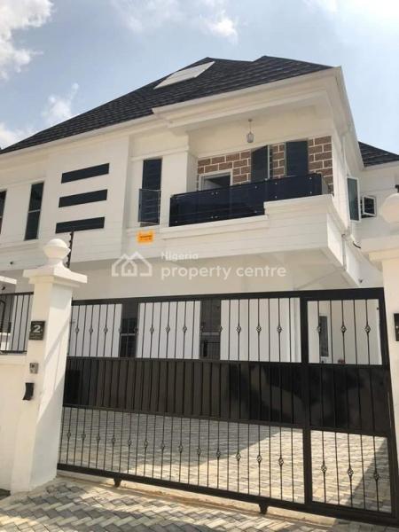 4 Bedroom Detached Duplex, Chevy View Estate, Chevron Drive, Lekki Expressway, Lekki, Lagos, Detached Duplex for Sale